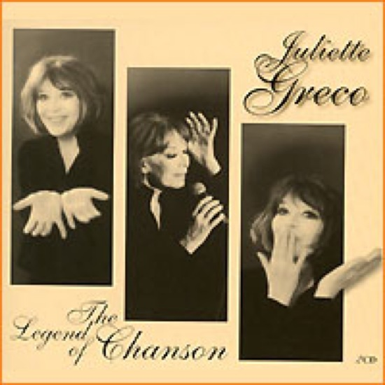 Juliette Greco - Teh Legend Of Chanson