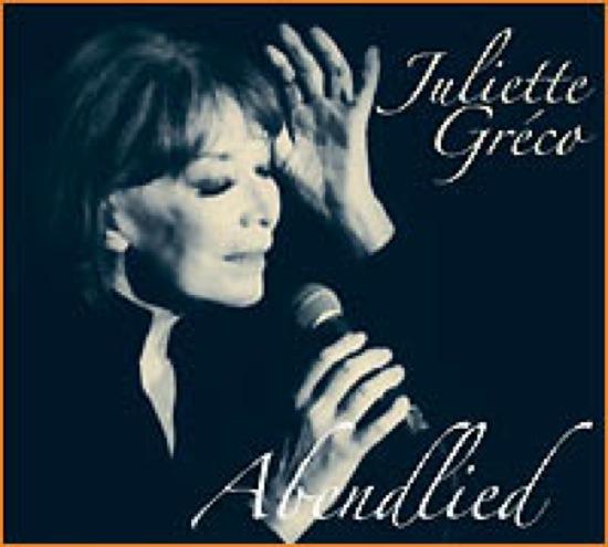 Juliette Greco - Abendlied